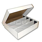 BCW Monster Storage Box, Holds 3200 trading cards