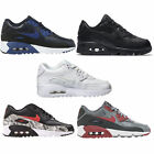 Nike 833412 Kids Air Max 90 Leather Running Shoes