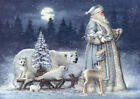 Sleigh of Friends 18 Boxed Christmas Cards