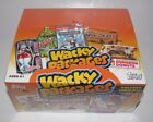 2013 Topps Wacky Packages Series 10 Retail Box 24 Packs 10 Cards Pack New Sealed