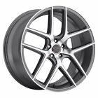 4 New 20 Wheels Rims for Pontiac Aztek Bonneville Grand Montana Prestige 32507