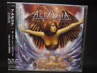 ALTARIA The Fallen Empire + 1 JAPAN CD Cain's Offering Sonata Arctica Celesty