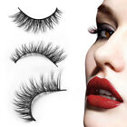 SKONHED 5 Pairs Synthetic False Eyelashes Extension Tools For Makeuo Reusable