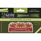 Crafters Companion Diesire Edgeables Christmas Bow D5 EDGX CBOW Craft Die