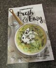 Weight Watchers Fresh  Easy Smart Points Values Recipe Book 11946 EUC 2015 Cook