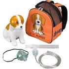 Drive Medical Beagle Dog Pediatric Nebulizer Model 18090 BE New Free Shipping