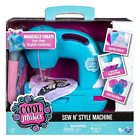 Cool Maker Sew N Style Sewing Machine with Pom Pom Maker Attachment 1 Toy Set