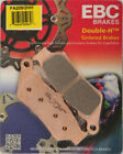 EBC Double-H HH Sintered Superbike Brake Pads / One Pair (FA209/2HH)