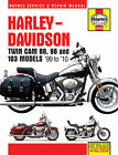 HAYNES Repair Manual Softail 00 10 Dyna Electra Road Glide Road King 99 10