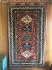 VINTAGE,OUTSTANDING, LARGE, PERFECT,  SHIRAZ ORIENTAL RUG