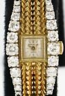 Vintage Patek Philippe 3266/112 Diamond Solid 18kt 750 Gold Manual Watch