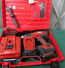 HILTI SFH 22-A Cordless Hammer Drill / Driver Body With 2 x Battery REF 4928