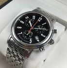 Maurice Lacroix Les Classiques Chronograph Stainless Watch LC1038-SS002-320