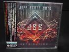 JEFF SCOTT SOTO Retribution + 1 JAPAN CD Yngwie Malmsteen Journey Talisman