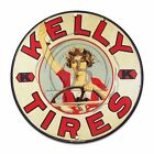 Vintage Kelly Tires Design (Reproduction) 11.75