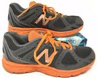 Mens New Balance 790 Size 65M Sneakers Shoes Running Fitness Orange Gray P4
