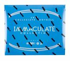 2017 Panini Immaculate Collegiate Football Factory Sealed Hobby Box