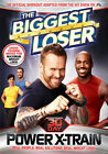 THE BIGGEST LOSER THE WORKOUT 30 DAY POWER X TRAIN DVD NEW SEALED BOB HARPER