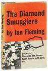 Ian Fleming Diamond Smugglers 1st ed DJ 1957 About Very Good condition