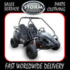 Hammerhead MY18 150GTS Off Road Buggy BLACK STORM BUGGIES  QUADS