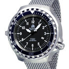 Tauchmeister 52mm diver watch -automatic -  sapphire glass T0286MIL