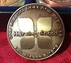 Hershey Foods 1979 Special Events Medal One Billion In Sales