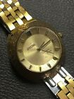 RARE VINTAGE 60's ENICAR SHERPA STAR 144-49-02 DATE AUTOMATIC MEN'S WATCH