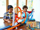Hot Wheels Track Builder System Power Booster Kit 35+ Pieces w 2 Boosters