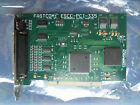 Commtech FastCom ESCC PCI 335 High Speed Synchronous Serial Adapter with Cables