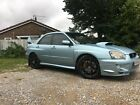 LARGER PHOTOS: Subaru Impreza wrx sti wr1 320bhp number 489/500 ppp dccd 6 speed no reserve