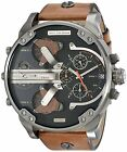 DZ7332 - New Diesel Mr. Daddy 2.0 4 Time Zone Chronograph Men's Watch