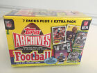 NEW 2013 Topps Archives 2013 Football NFL Factory Sealed Hobby Exclusive Box Set