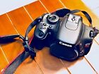 Canon EOS Rebel T3i EOS 600D 180MP DSLR Camera Body Only Great Condition