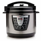 Power Pressure Cooker XL Crockpot Slow cooker Programmable Healthy Meals