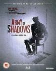 Melvilles ARMY OF SHADOWS Blu ray Like New Region B StudioCanal UK Import