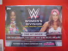 2017 Topps WWE Womens Division Blaster Box Guaranteed Auto Autograph Bliss?AJ?