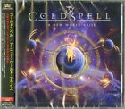 COLDSPELL-A NEW WORLD ARISE-JAPAN CD BONUS TRACK F56