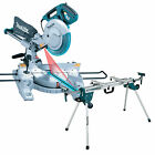 MAKITA LS1018L 260mm Slide Crosscut Mitre Saw & DEAWST06 Mitre Saw Stand