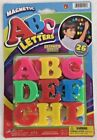 MAGNETIC LETTERS AND NUMBERS 52 Pcs REFRIGERATOR ABCS 123