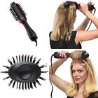 Beauty Salon One-Step Hair Dryer Volumizer Care Woman Girls Oval Brush Design