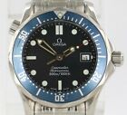 Omega Seamaster 196.1522 Stainless Steel 36mm MidSize James Bond Quartz Watch