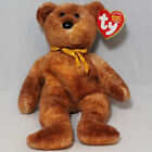 Ty Beanie Baby Grizzwald - MWMT (Bear Brown 2004)