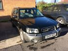 Subaru Forester 20 X All Weather AWD