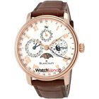 Blancpain Villeret Tradition Calendrier 18K Rose Gold Men's Watch 0888-3631-55B