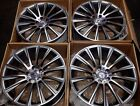 20 Mercedes Benz AMG Wheels Rims S550 SL CL63 S E500 E SL65 CLS Made in Germany