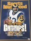 Kurt Warner Cards, Rookie Cards and Autographed Memorabilia Guide 64