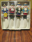 Individual Canape Knife in Nutcracker Sweets 1996 Fitz & Floyd (Set of 4 Motif)