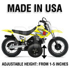 Suzuki JR50 KIDS YOUTH TRAINING WHEELS ONLY JR 50 motorcycle ALL YEARS