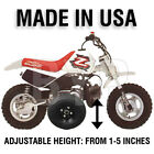 Adjustable - HONDA CRF50 CRF XR50 Z50 Z50R 50 KIDS YOUTH - TRAINING WHEELS Only