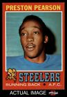 1971 Topps Football Cards 8